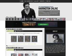 WP Premade 3 - Kit Harington
