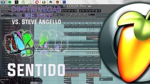 Steve Angello x Dimitri Vegas & Like Mike - Sentido (REMAKE)