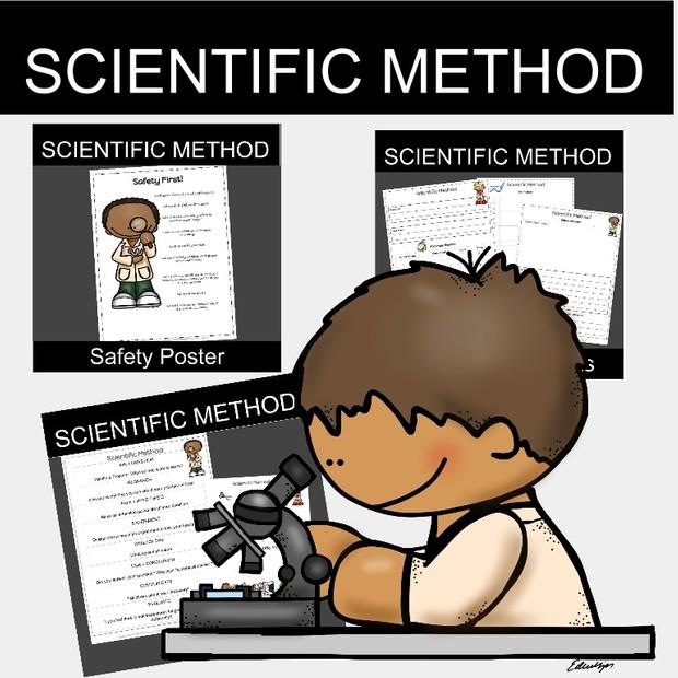 Scientific Method: Science Experiments Worksheets