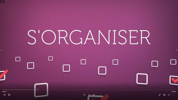 S'organiser