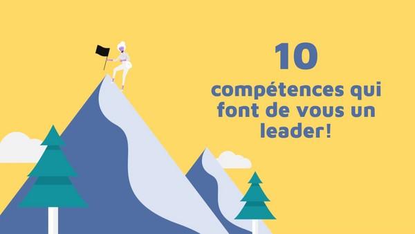 Les 10 skills du leader
