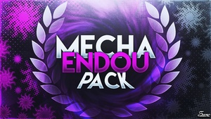 Mecha Endou Custom Textures Pack