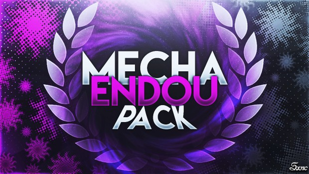 Mecha Endou Custom Textures Pack