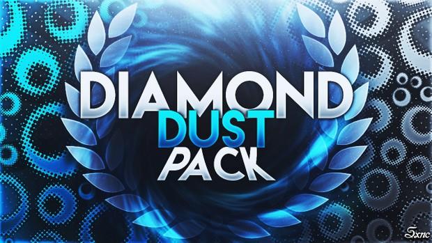 Diamond Dust Custom Textures Pack