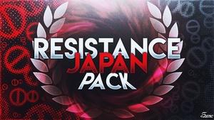 Resistance Japan Custom Textures Pack