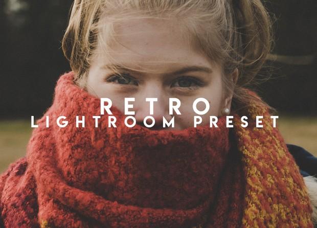 Retro | Lightroom Preset