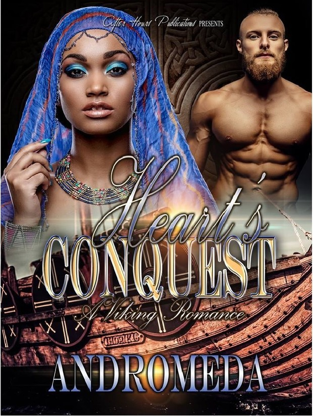 Heart's Conquest; A Viking Romance