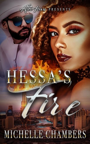 Hessa's Fire By, Michelle Chambers