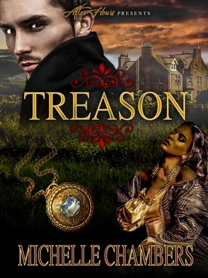 Treason By, Michelle Chambers