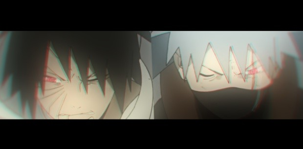 naruto // reunited power