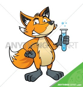 Fox Scientist