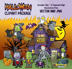 Halloween Package1