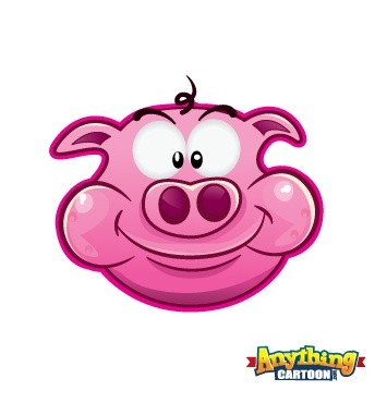 Free Pig Clipart