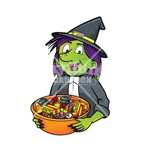 Witch-Candy