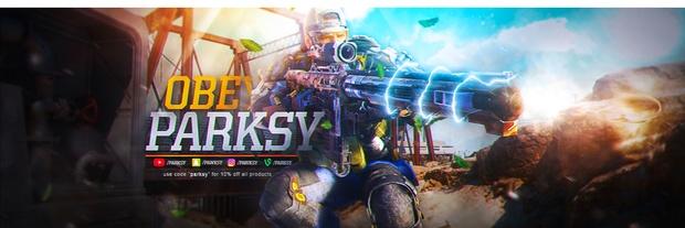 Obey Parksy Header PSD!