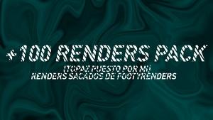 TOPAZ RENDERS PACK BY ALESIUT