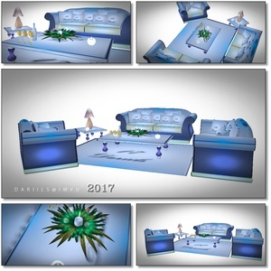 [D2017]Mesh_sofa_Christmas2017Set02