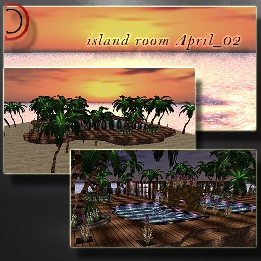 [D]Mesh Island Room _April2016_02