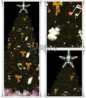 [D]MESH Christmas tree_01G2016