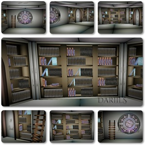[D]Mesh_Library Room2018 R003
