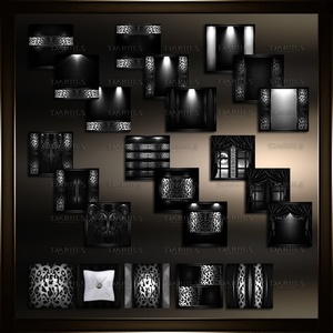 [D]Textures Pack25 Animal black