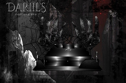 NEW [D]Mesh Hallowen_Dark_Bed2016_01