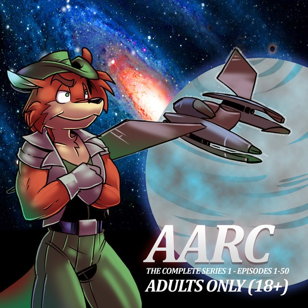 AARC Collected Edition: Volume 1
