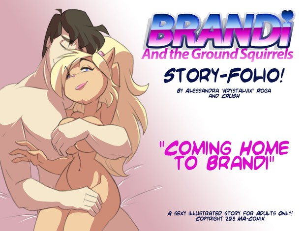 Coming Home to Brandi Story-Folio
