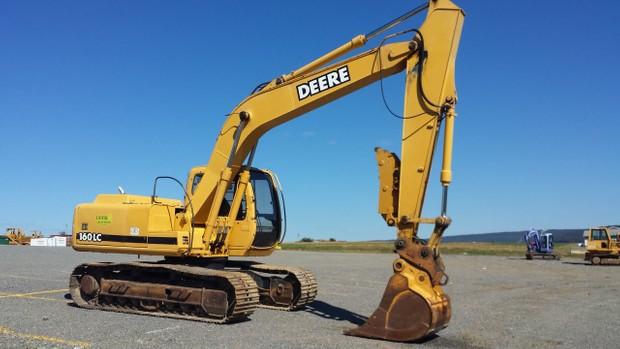 John Deere 160LC Excavator Service Manual (Repair) - TM1662