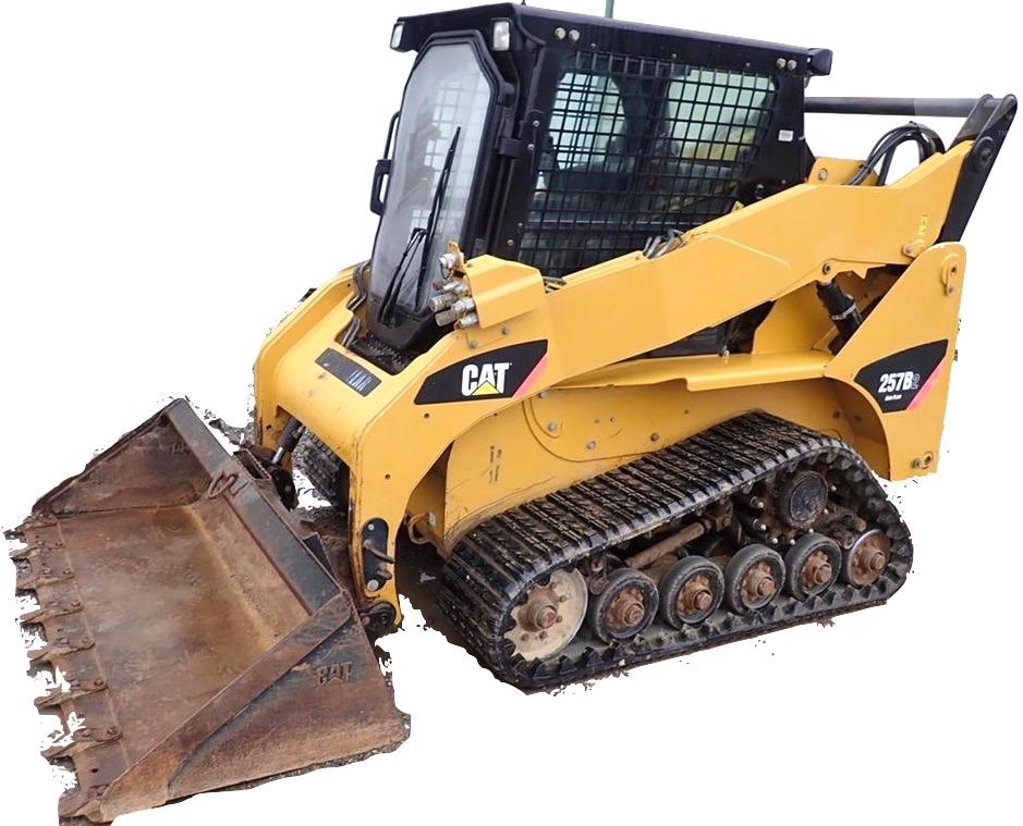 caterpillar 247b, 247b2, 247b3, 257b, 257b2, 257b3 mulcaterpillar 247b, 247b2, 247b3, 257b, 257b2, 257b3 multi terrain loaders factory