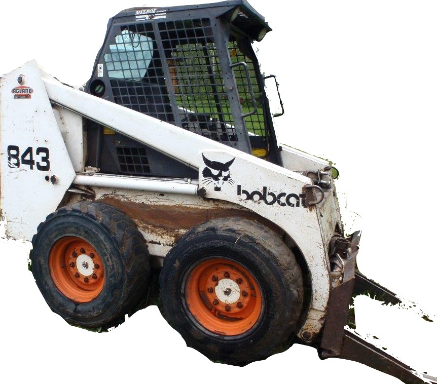 Array - bobcat loaders 825 843 843b 853 853h service manual  rh   sellfy com