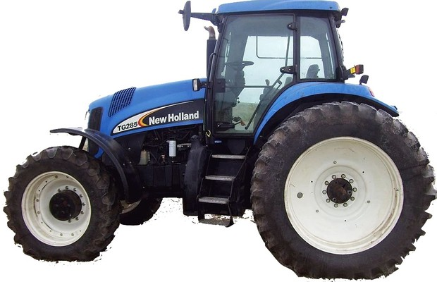 New Holland TG Series Tractors (TG210, TG230, TG255, TG285) Factory Service  & Shop Manual