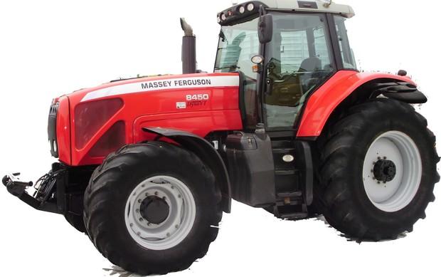 AGCO/Massey-Ferguson Tractor Series 8400 Factory Service & Shop Manual