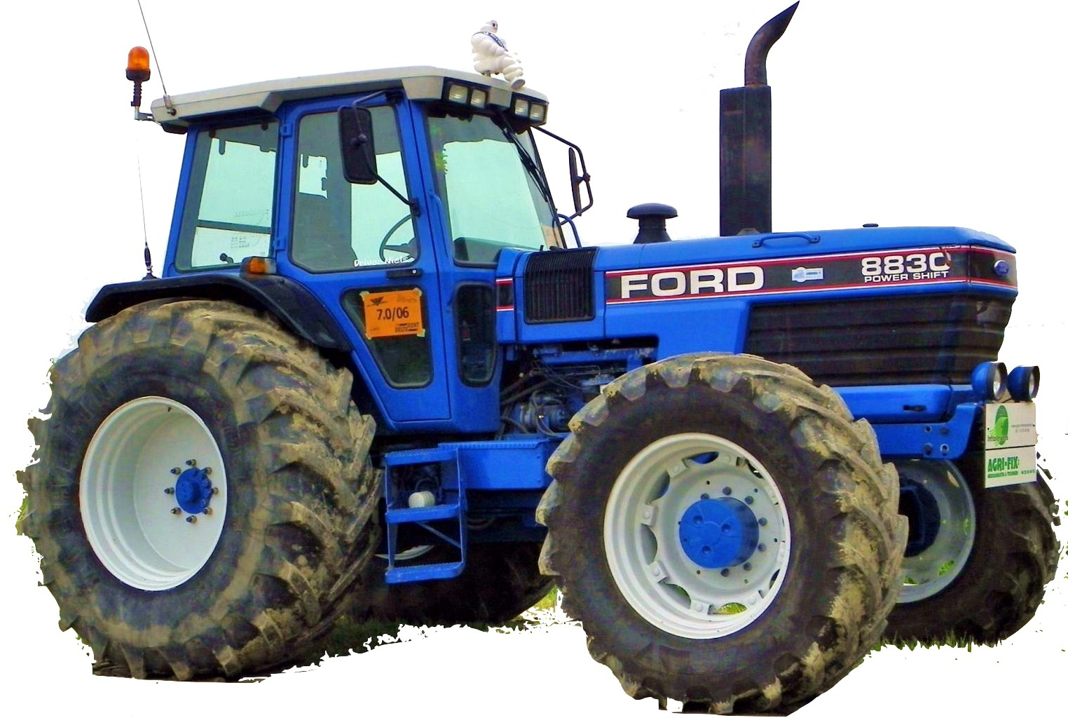 new holland ford tractors tw5, tw15, tw25, tw35, 8530, 8630, 8730, 8830 service \u0026 shop manual Ford 5600 Wiring Diagram