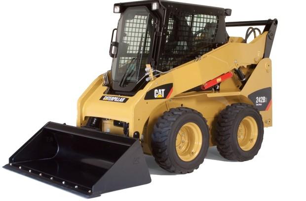 Caterpillar 216B, 216B2, 226B, 226B2, 232B, 232B2, 242B, 242B2 Skid Steer  Loader Service Manual