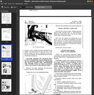 New Holland FX-Series Harvester Service Manual (3,300
