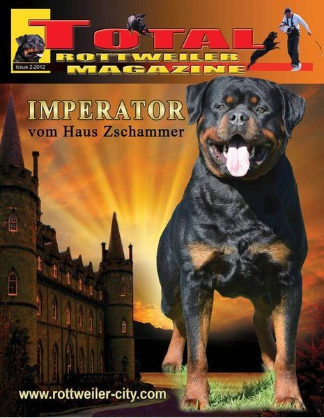 Issue 2 Of 2012 Total Rottweiler Magazine