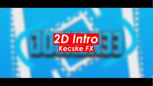 2D Intro [COMING SOON]