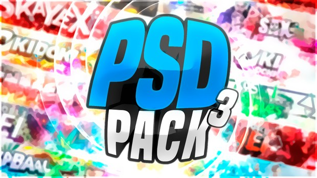 PSD Pack! #3 -Flopper