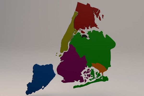 New York City 5 Boroughs