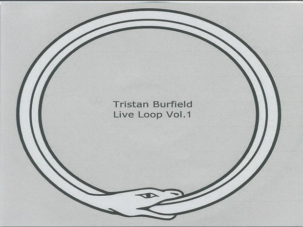 Tristan Burfield-Live Loop Vol. 1 LP