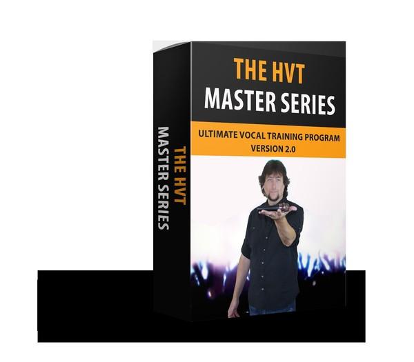 The HVT - Master Series - Ultimate Vocal Training Program - Version 2.0