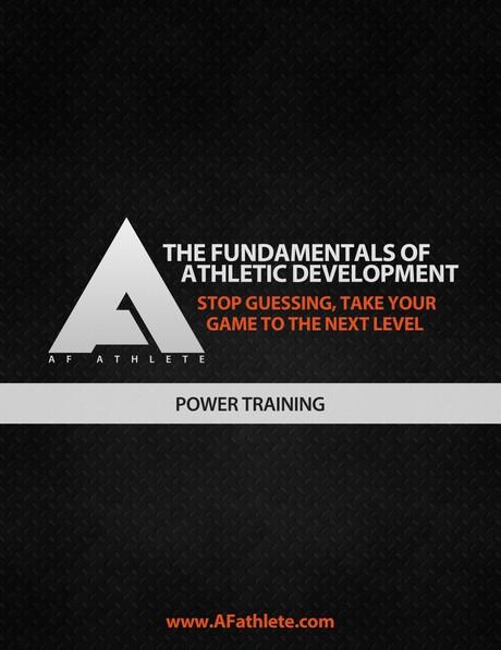 AFathlete - Power training