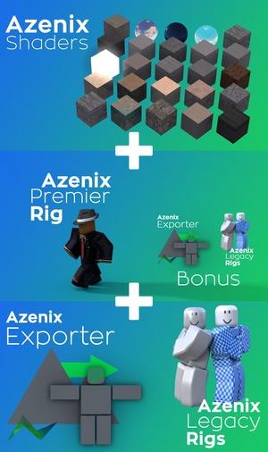 Azenix Mega Pak (All Products)