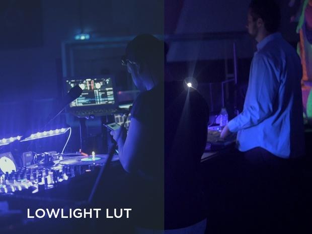 SevenCastStudios Lut Pack - 10 Cinematic Lut's