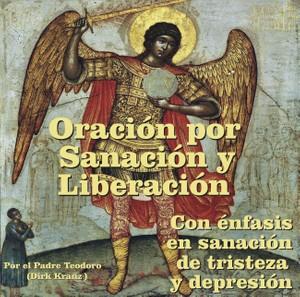 24. Oración por sanación y liberación con Énfasis en Sanación de Tristeza y depresión