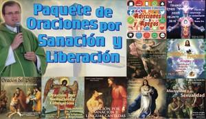 Paquete de Oraciones por Sanación y Liberación