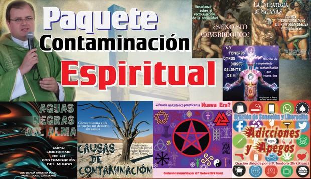 Paquete Contaminación Espiritual
