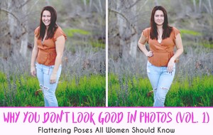 Flattering Poses All Women Should Know