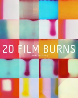 20 Hi-rez Film Burns